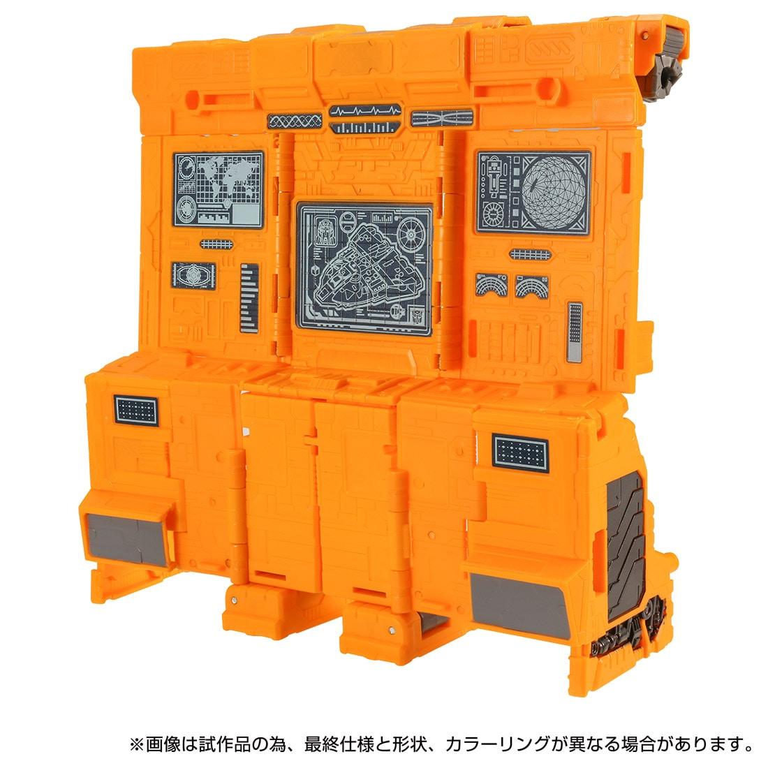 【限定販売】トランスフォーマー キングダム『KD EX-09 オートボットアーク』可変可動フィギュア-005