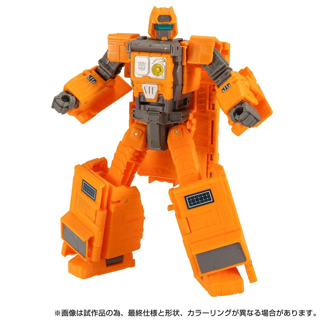 【限定販売】トランスフォーマー キングダム『KD EX-09 オートボットアーク』可変可動フィギュア-006
