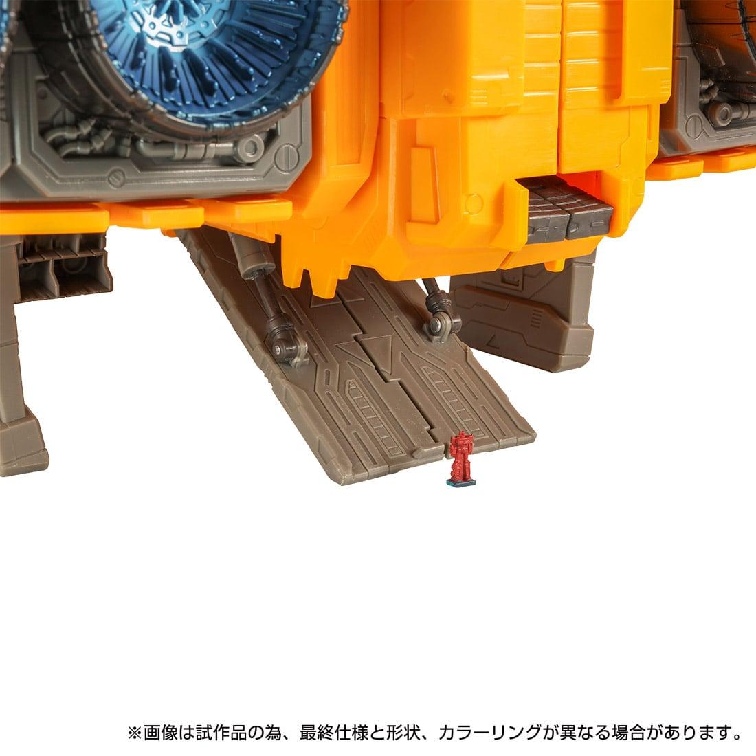 【限定販売】トランスフォーマー キングダム『KD EX-09 オートボットアーク』可変可動フィギュア-008