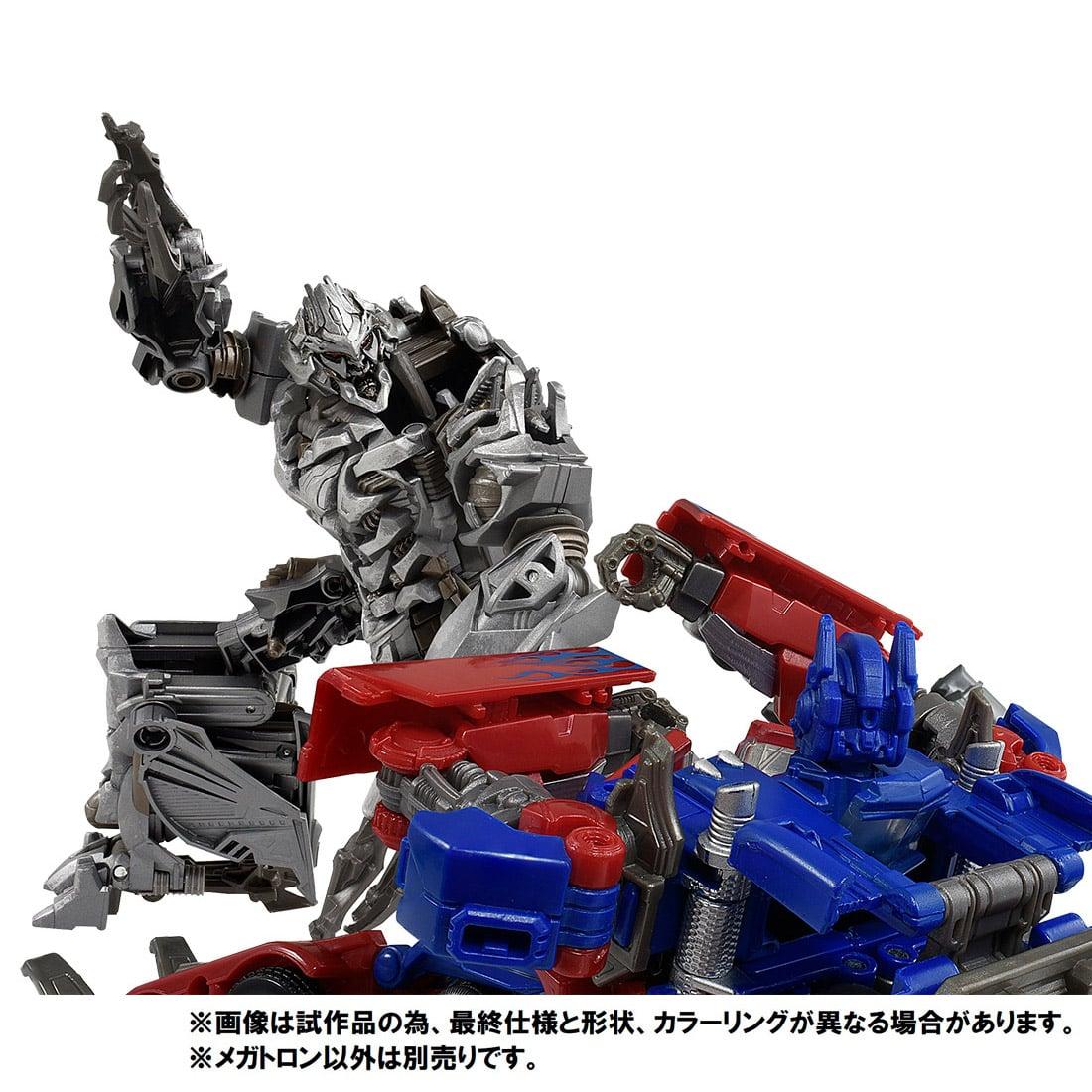 トランスフォーマー プレミアムフィニッシュ『PF SS-03 メガトロン』可変可動フィギュア-006