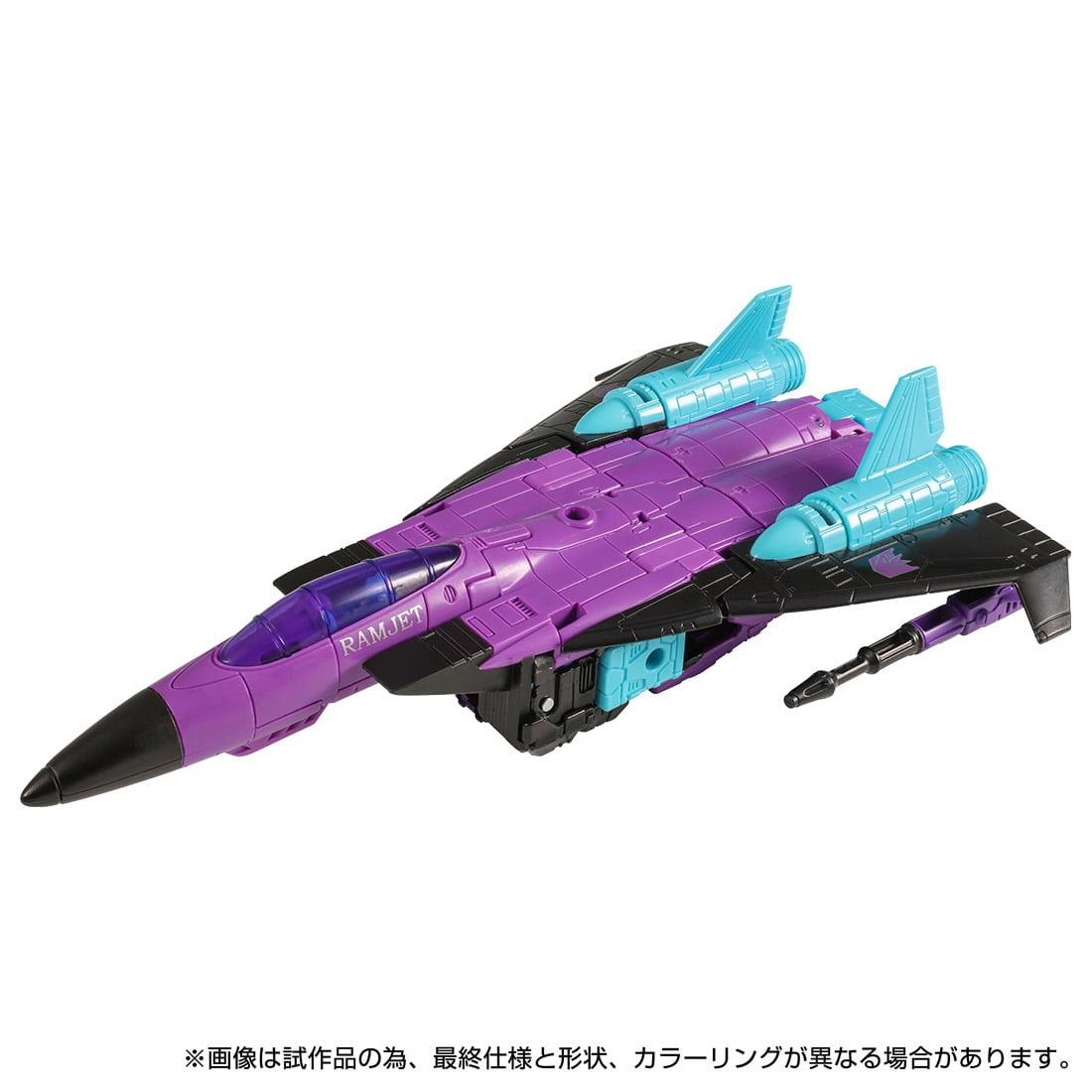 【限定販売】トランスフォーマー GENERATION SELECTS『ラムジェット』可変可動フィギュア-002