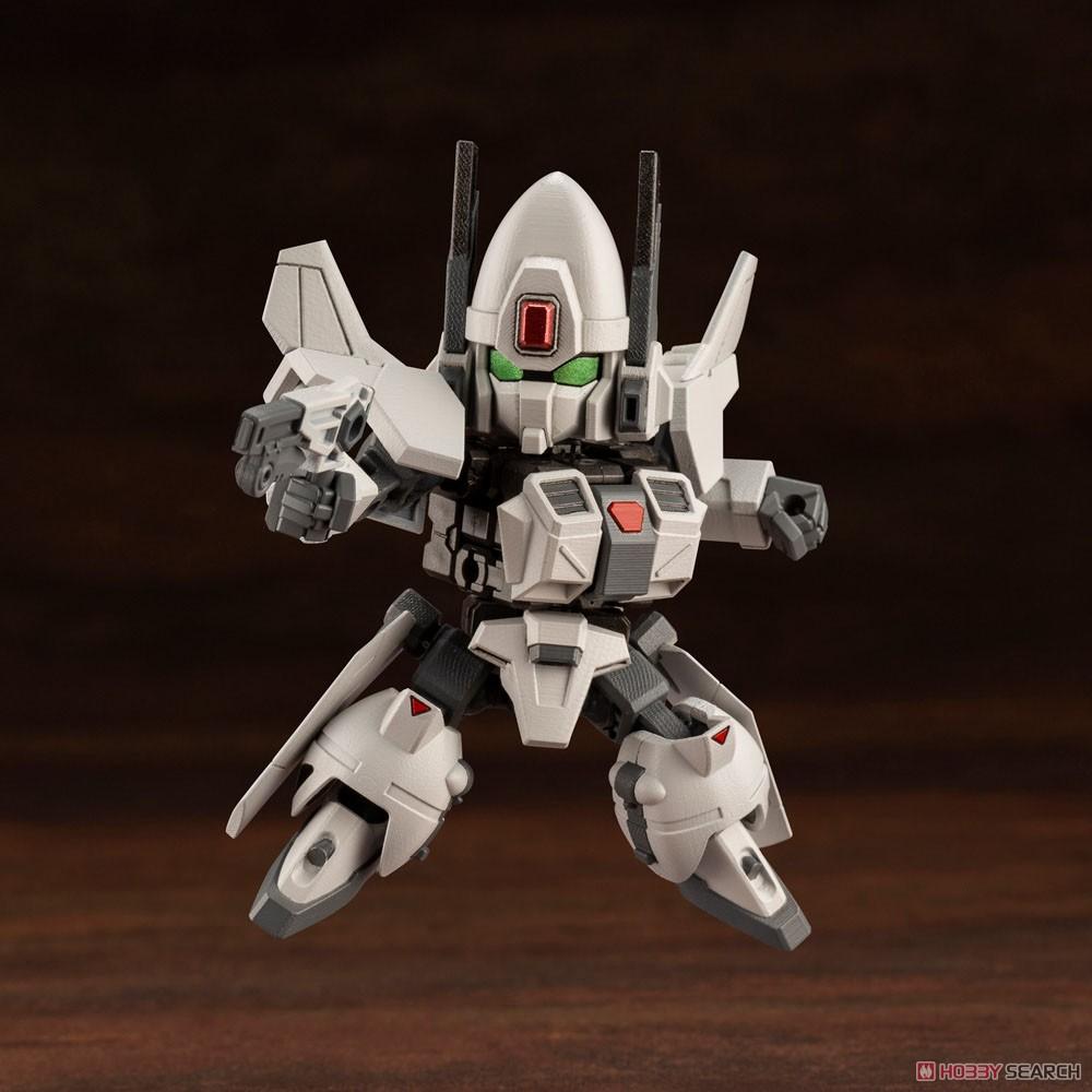 エヴォロイド『EVR-01A ジェットン』プラモデル-001