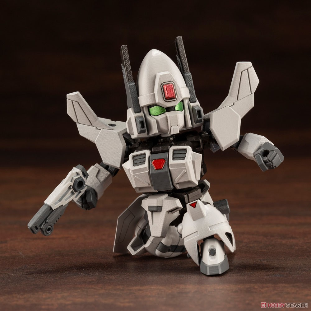 エヴォロイド『EVR-01A ジェットン』プラモデル-002