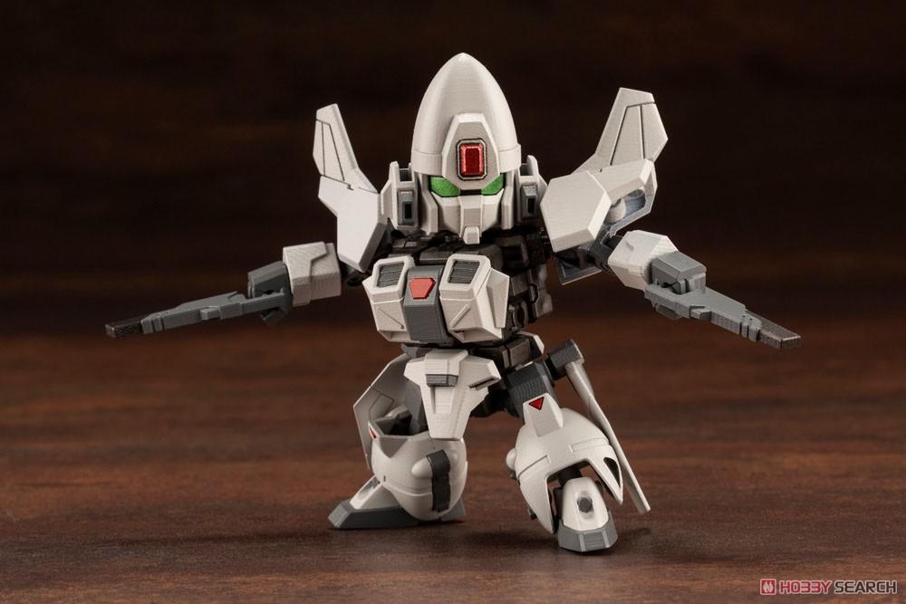 エヴォロイド『EVR-01A ジェットン』プラモデル-003