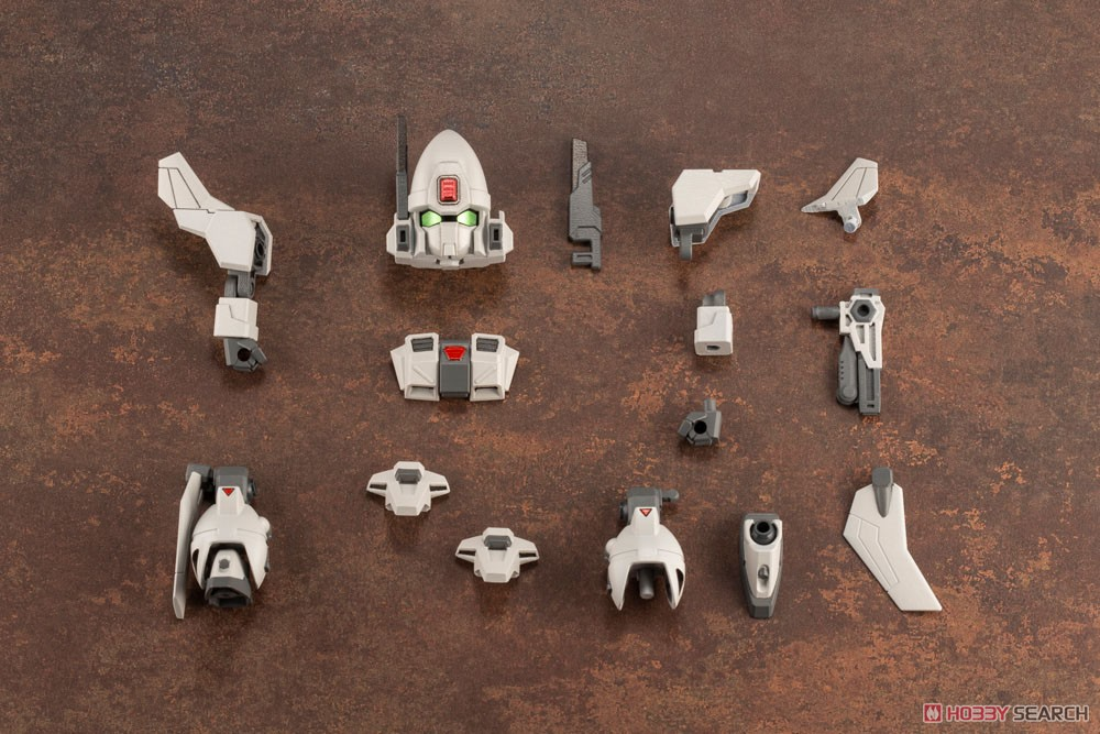 エヴォロイド『EVR-01A ジェットン』プラモデル-004
