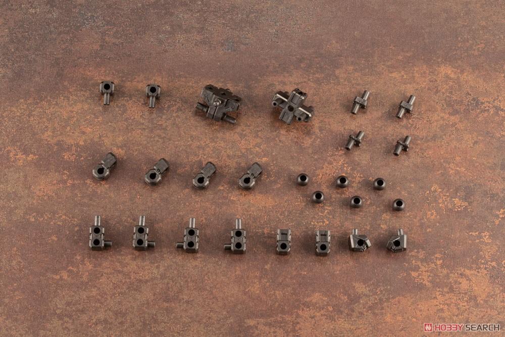 エヴォロイド『EVR-01A ジェットン』プラモデル-005