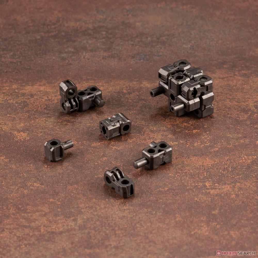 エヴォロイド『EVR-01A ジェットン』プラモデル-008