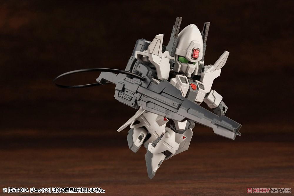 エヴォロイド『EVR-01A ジェットン』プラモデル-012