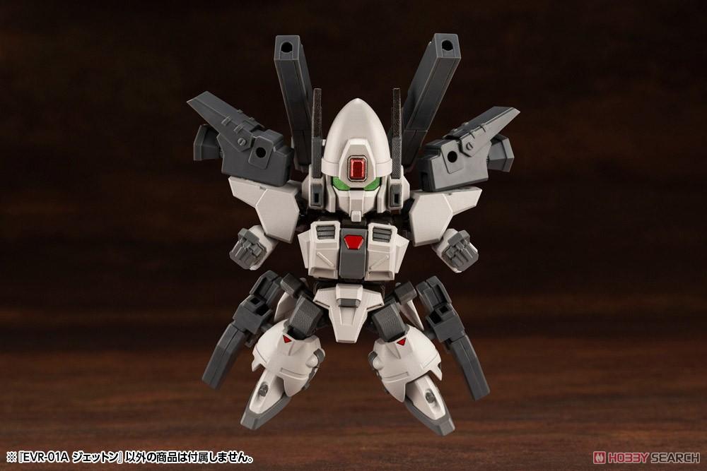 エヴォロイド『EVR-01A ジェットン』プラモデル-013