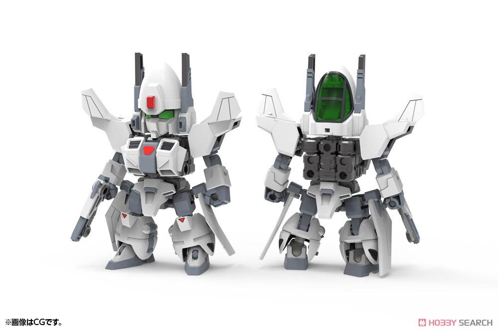 エヴォロイド『EVR-01A ジェットン』プラモデル-018