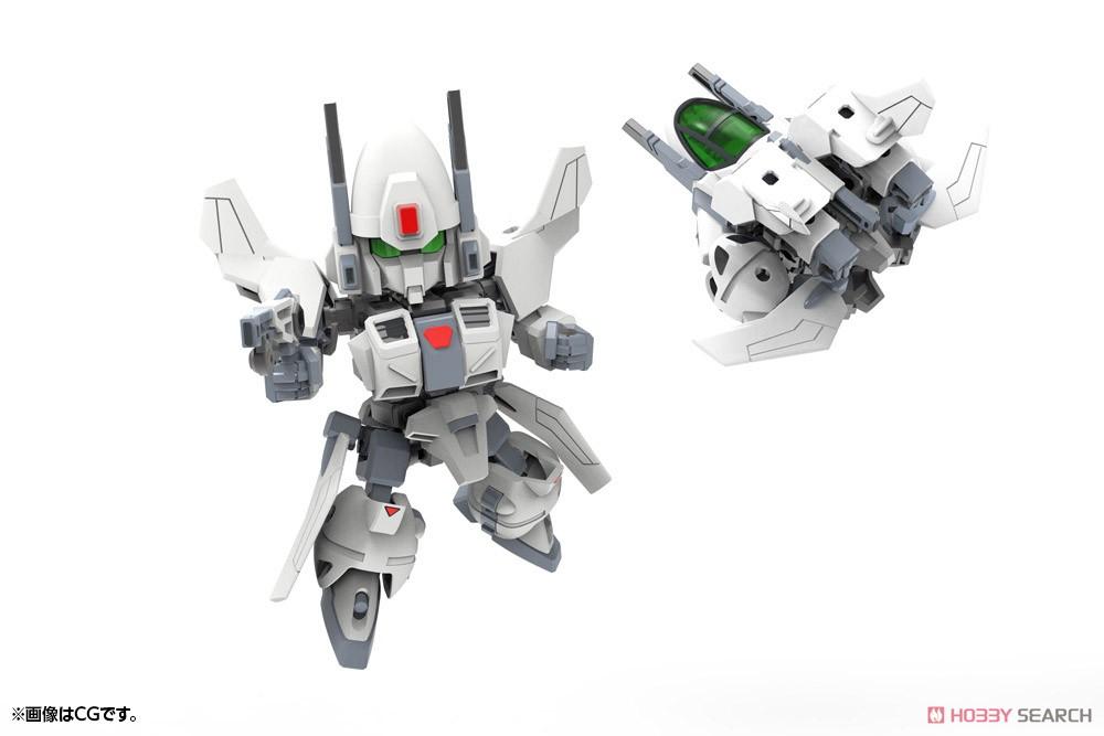エヴォロイド『EVR-01A ジェットン』プラモデル-020