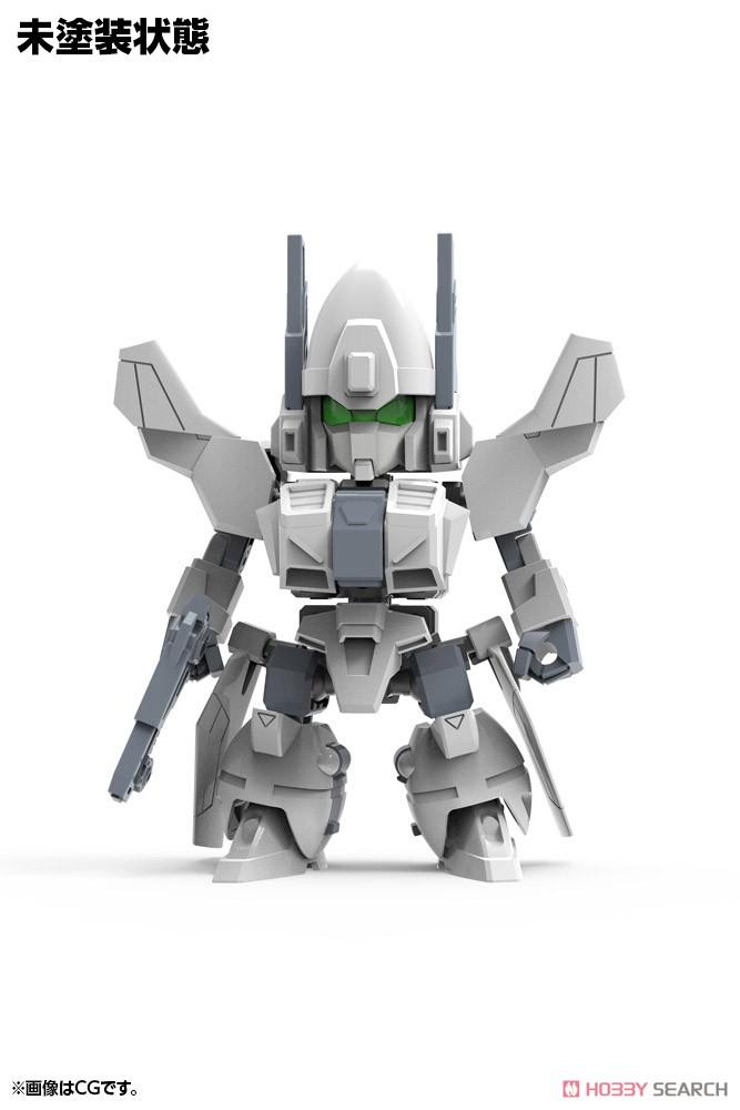 エヴォロイド『EVR-01A ジェットン』プラモデル-021