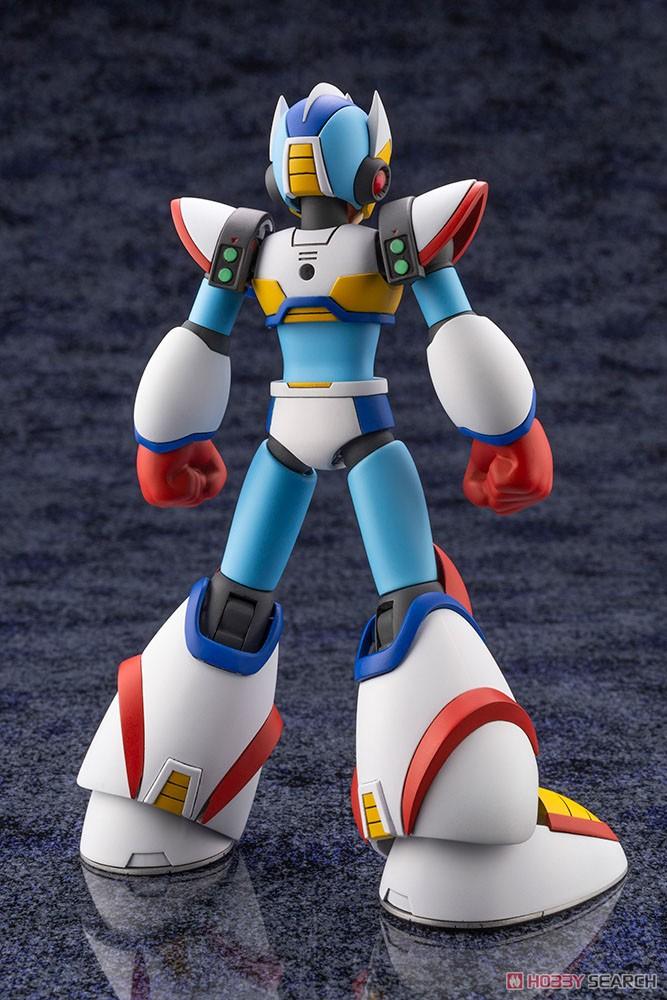 ロックマンX『セカンドアーマー』1/12 プラモデル-002