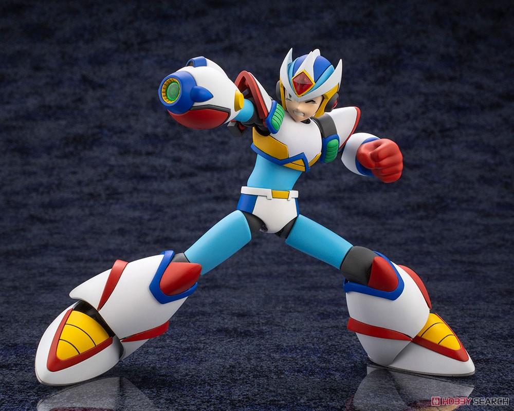 ロックマンX『セカンドアーマー』1/12 プラモデル-006