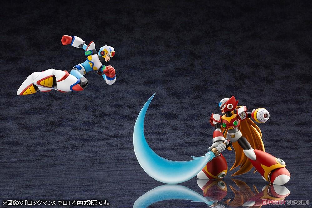 ロックマンX『セカンドアーマー』1/12 プラモデル-014