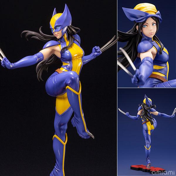 MARVEL美少女『ウルヴァリン(ローラ・キニー)』X-MEN 1/7 完成品フィギュア