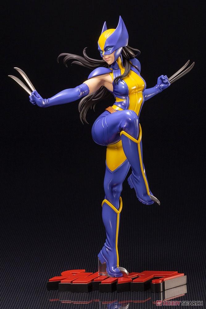 MARVEL美少女『ウルヴァリン(ローラ・キニー)』X-MEN 1/7 完成品フィギュア-001