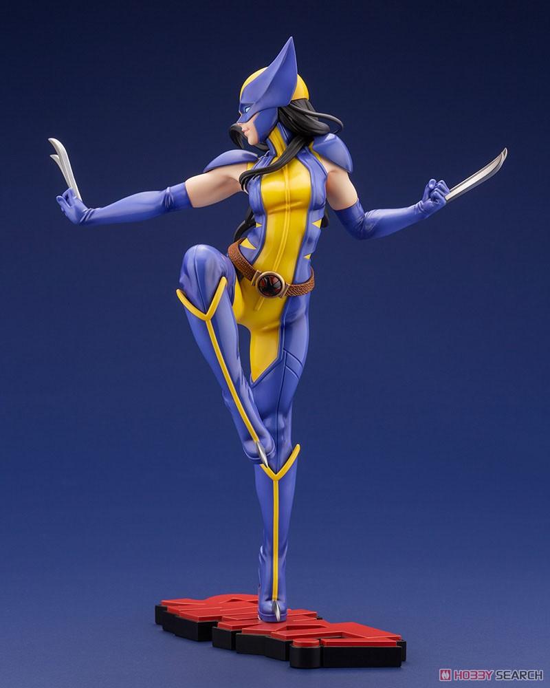MARVEL美少女『ウルヴァリン(ローラ・キニー)』X-MEN 1/7 完成品フィギュア-002
