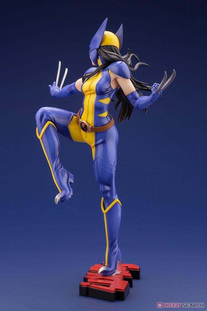 MARVEL美少女『ウルヴァリン(ローラ・キニー)』X-MEN 1/7 完成品フィギュア-003