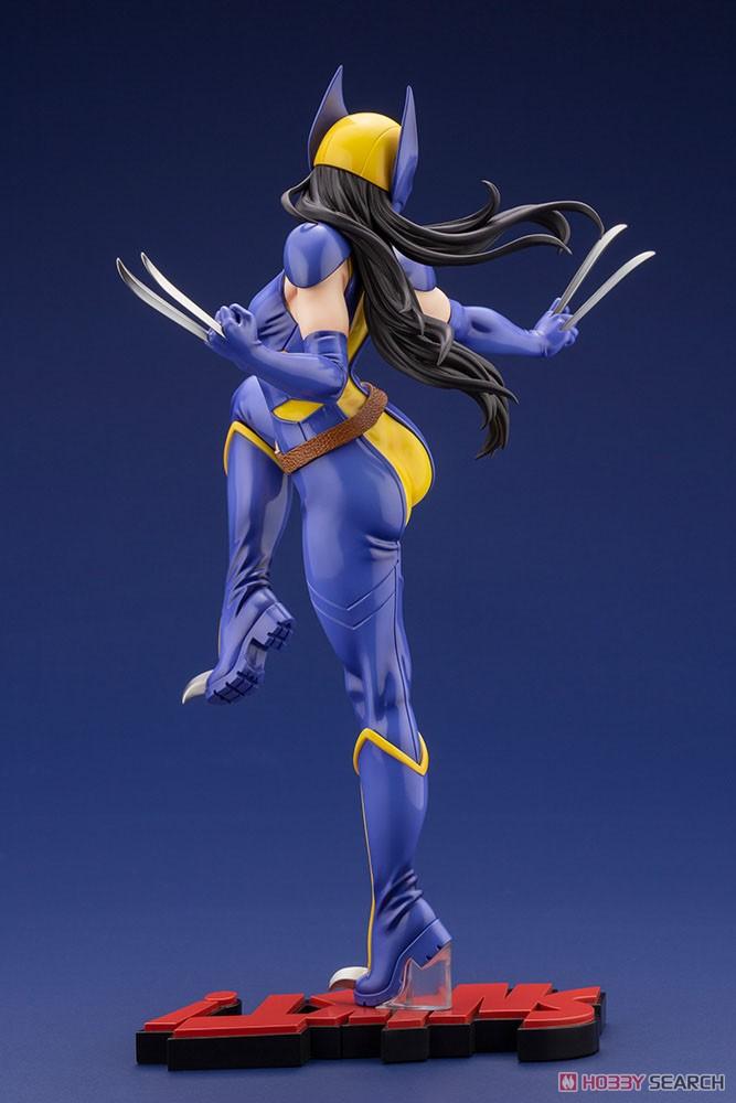 MARVEL美少女『ウルヴァリン(ローラ・キニー)』X-MEN 1/7 完成品フィギュア-004