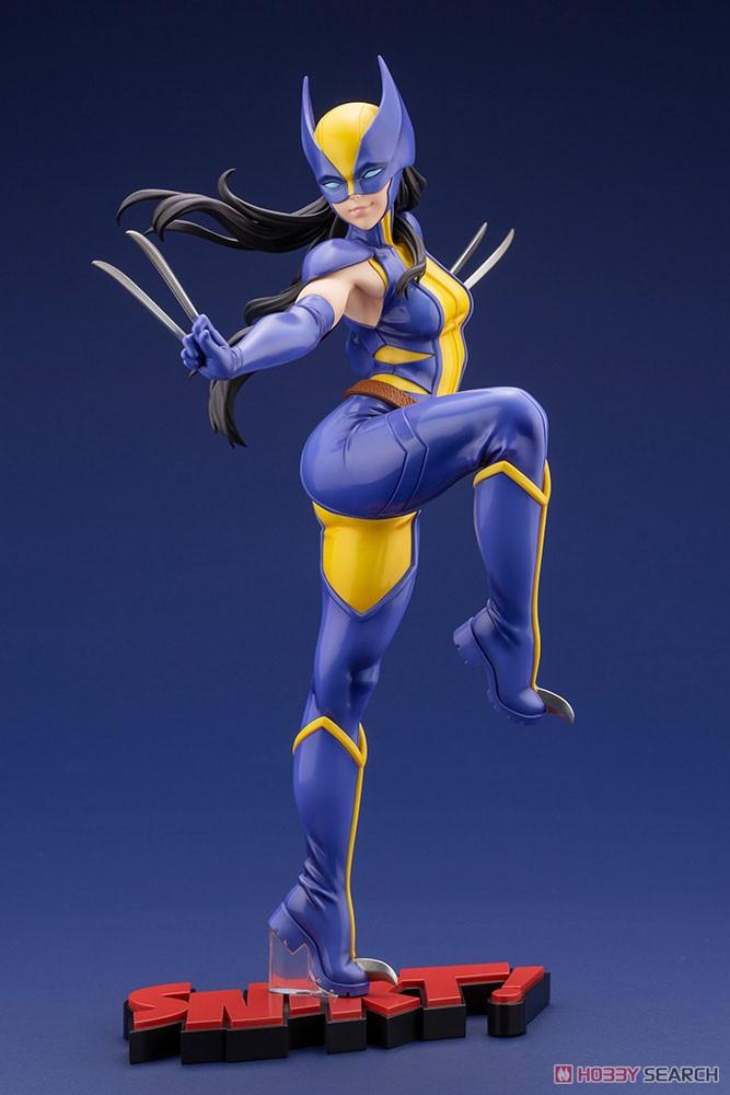 MARVEL美少女『ウルヴァリン(ローラ・キニー)』X-MEN 1/7 完成品フィギュア-007