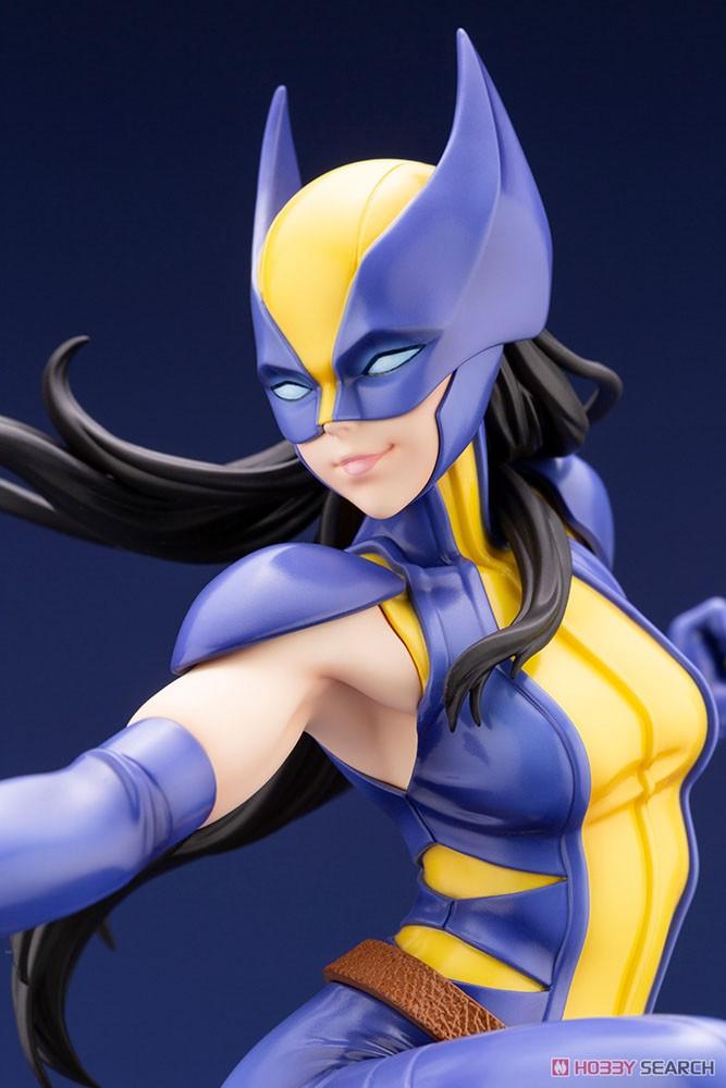 MARVEL美少女『ウルヴァリン(ローラ・キニー)』X-MEN 1/7 完成品フィギュア-008