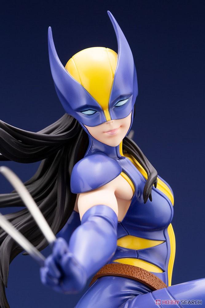 MARVEL美少女『ウルヴァリン(ローラ・キニー)』X-MEN 1/7 完成品フィギュア-009