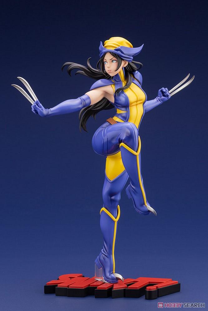 MARVEL美少女『ウルヴァリン(ローラ・キニー)』X-MEN 1/7 完成品フィギュア-011