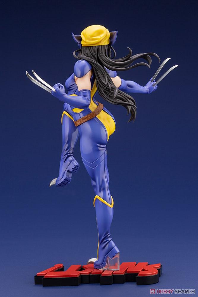 MARVEL美少女『ウルヴァリン(ローラ・キニー)』X-MEN 1/7 完成品フィギュア-013