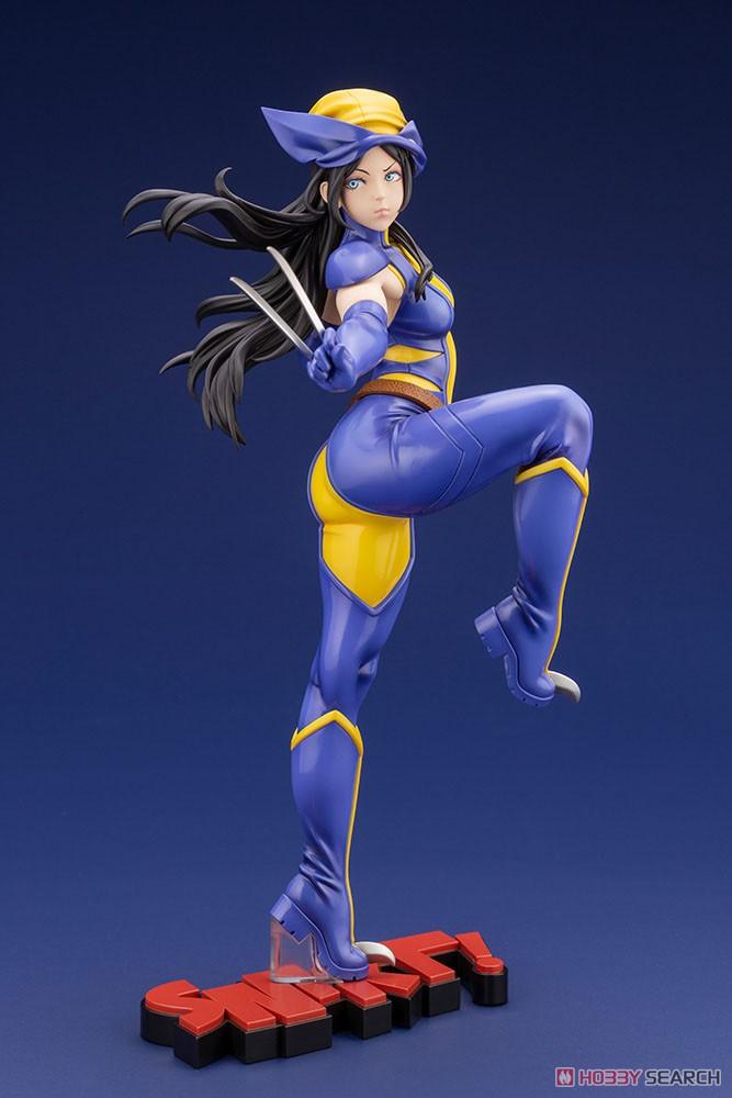 MARVEL美少女『ウルヴァリン(ローラ・キニー)』X-MEN 1/7 完成品フィギュア-015