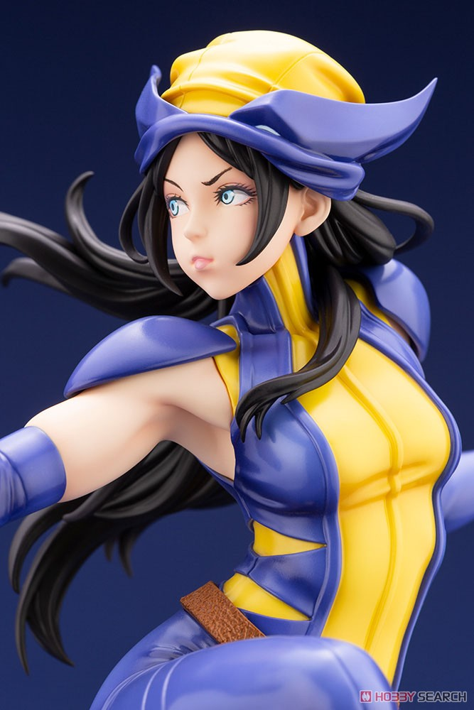 MARVEL美少女『ウルヴァリン(ローラ・キニー)』X-MEN 1/7 完成品フィギュア-018