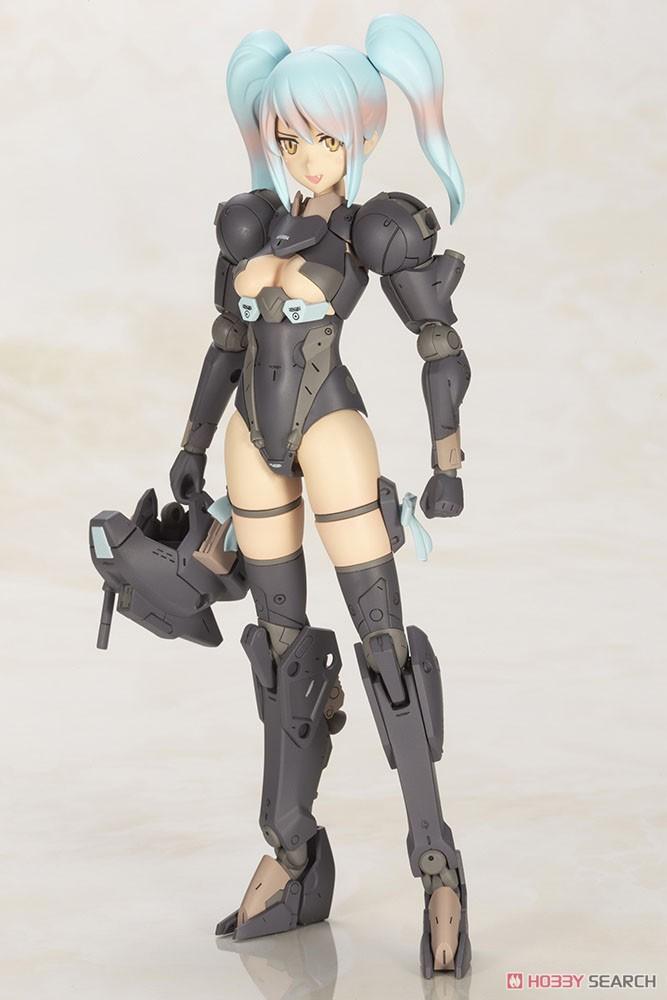 フレームアームズ・ガール『影虎』プラモデル-009
