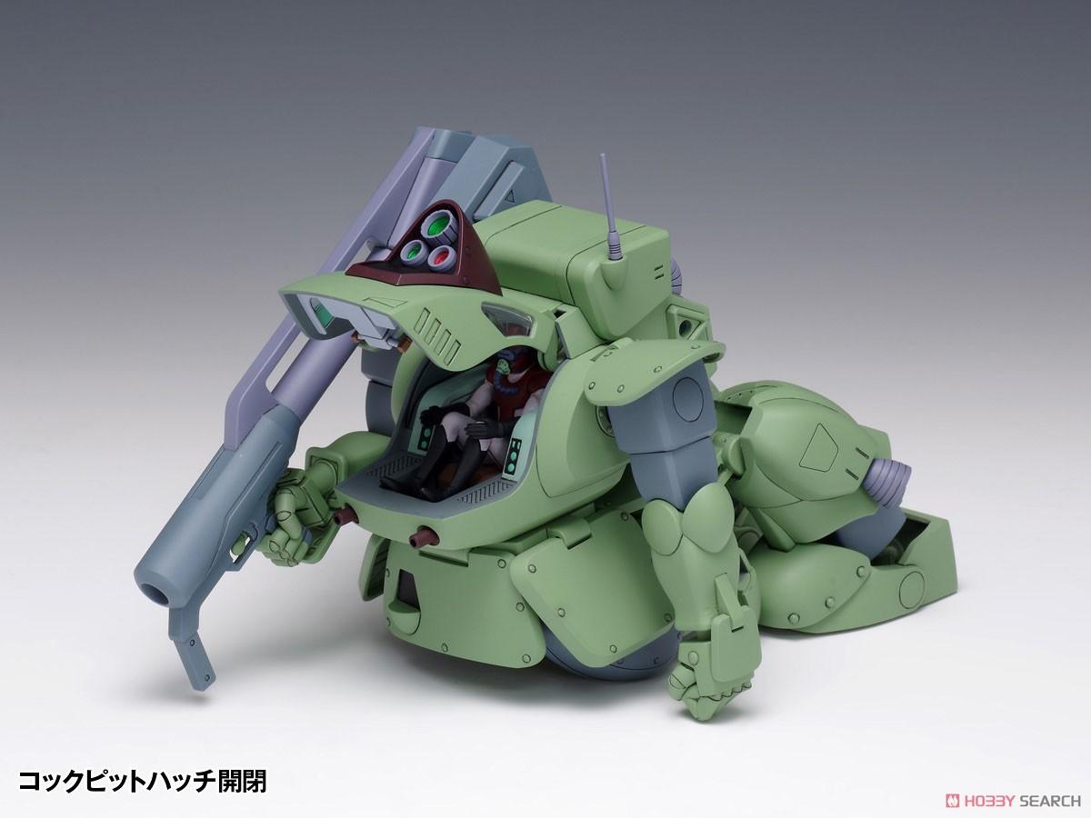 装甲騎兵ボトムズ『スタンディングトータス MK.II[PS版]』1/35 プラモデル-003