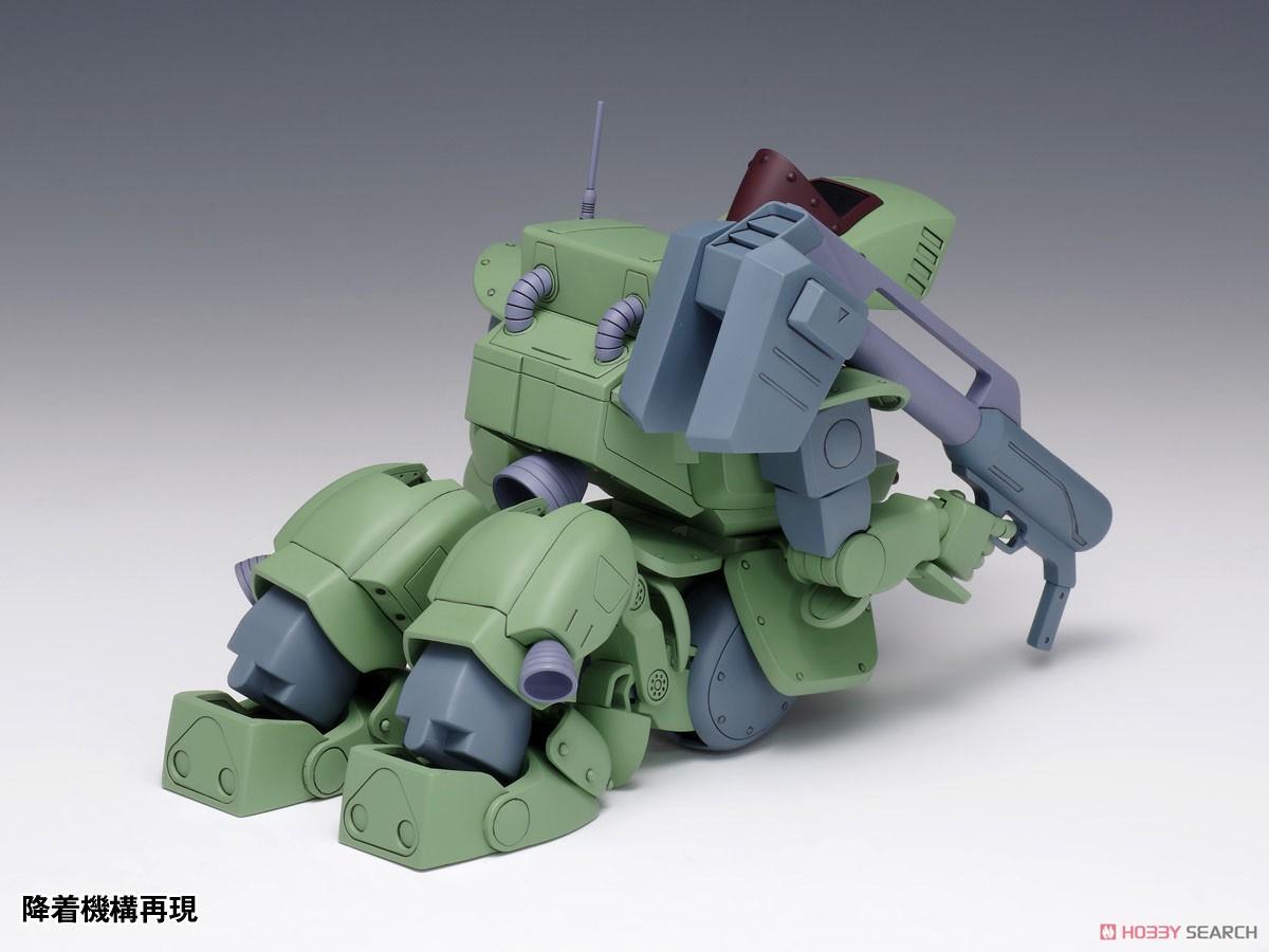 装甲騎兵ボトムズ『スタンディングトータス MK.II[PS版]』1/35 プラモデル-004