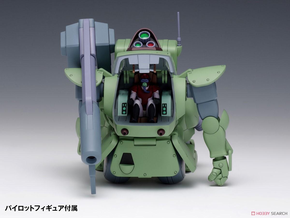 装甲騎兵ボトムズ『スタンディングトータス MK.II[PS版]』1/35 プラモデル-005