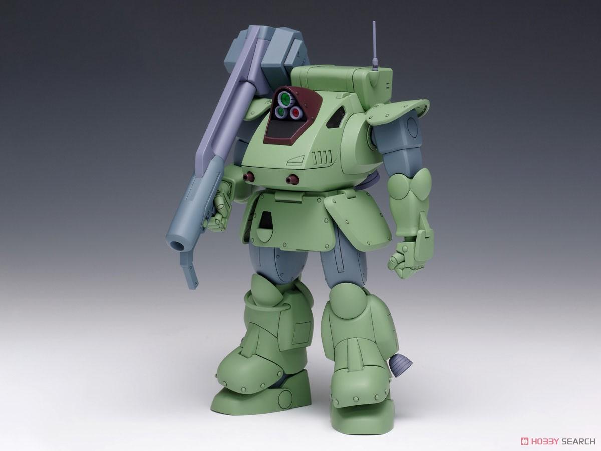 装甲騎兵ボトムズ『スタンディングトータス MK.II[PS版]』1/35 プラモデル-006