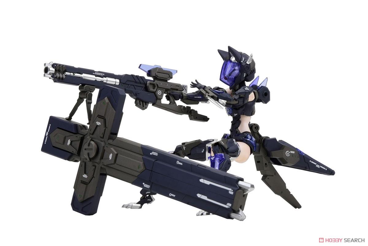 CYBER FOREST[FANTASY GIRLS]『F.O.X Long Range Striker Unit【通常版】』1/12 プラモデル-003