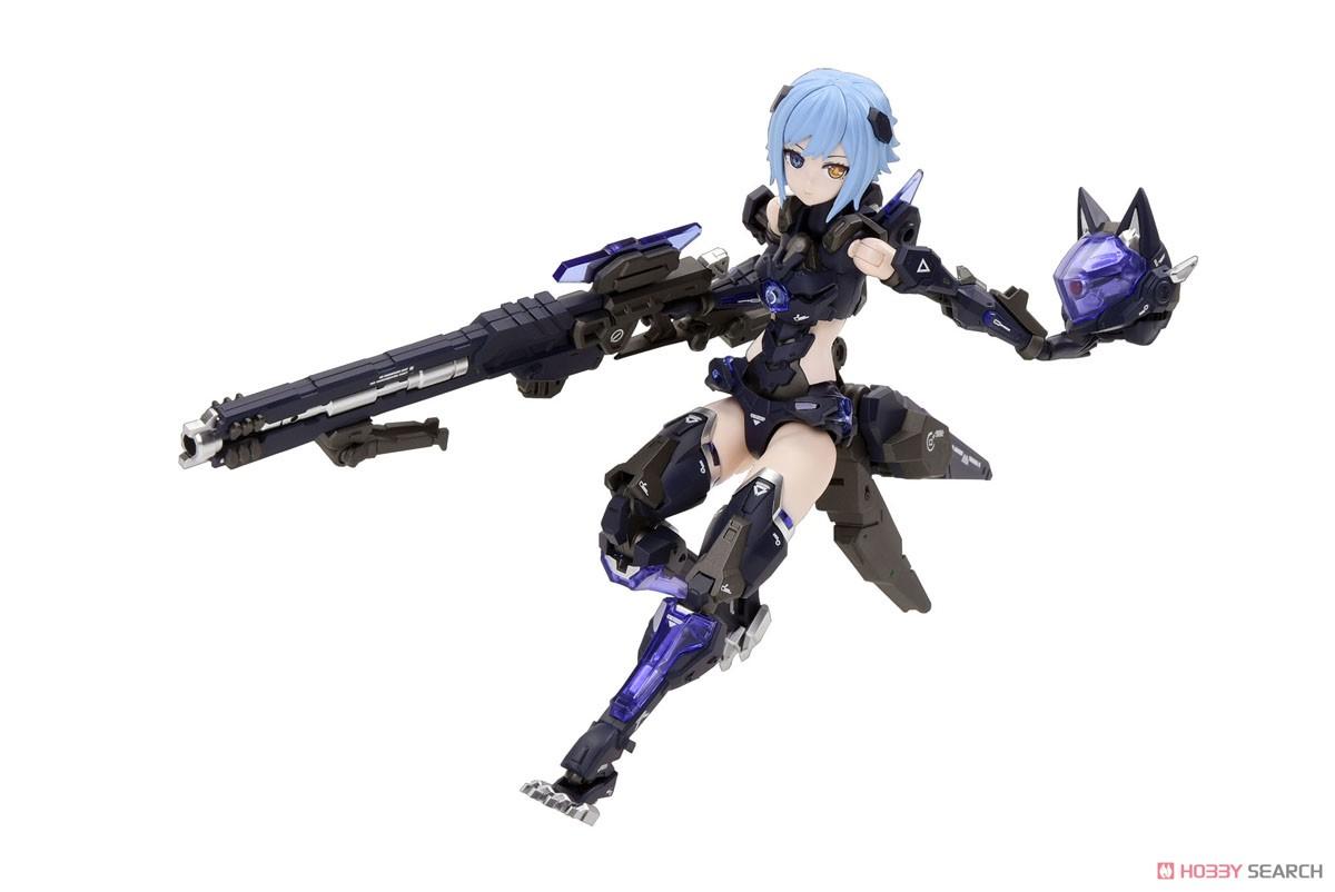 CYBER FOREST[FANTASY GIRLS]『F.O.X Long Range Striker Unit【通常版】』1/12 プラモデル-004