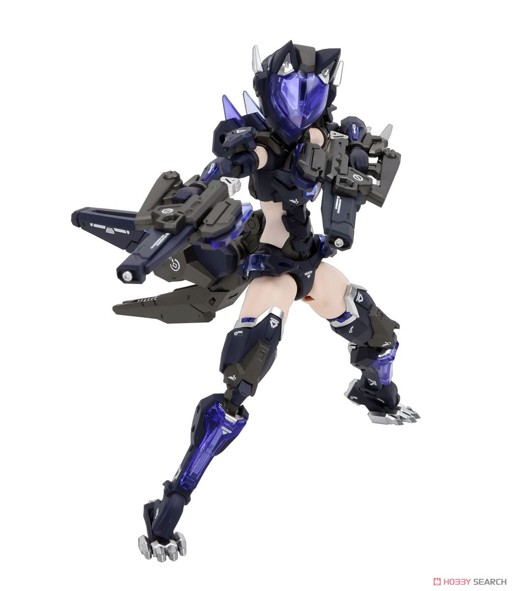 CYBER FOREST[FANTASY GIRLS]『F.O.X Long Range Striker Unit【通常版】』1/12 プラモデル-005