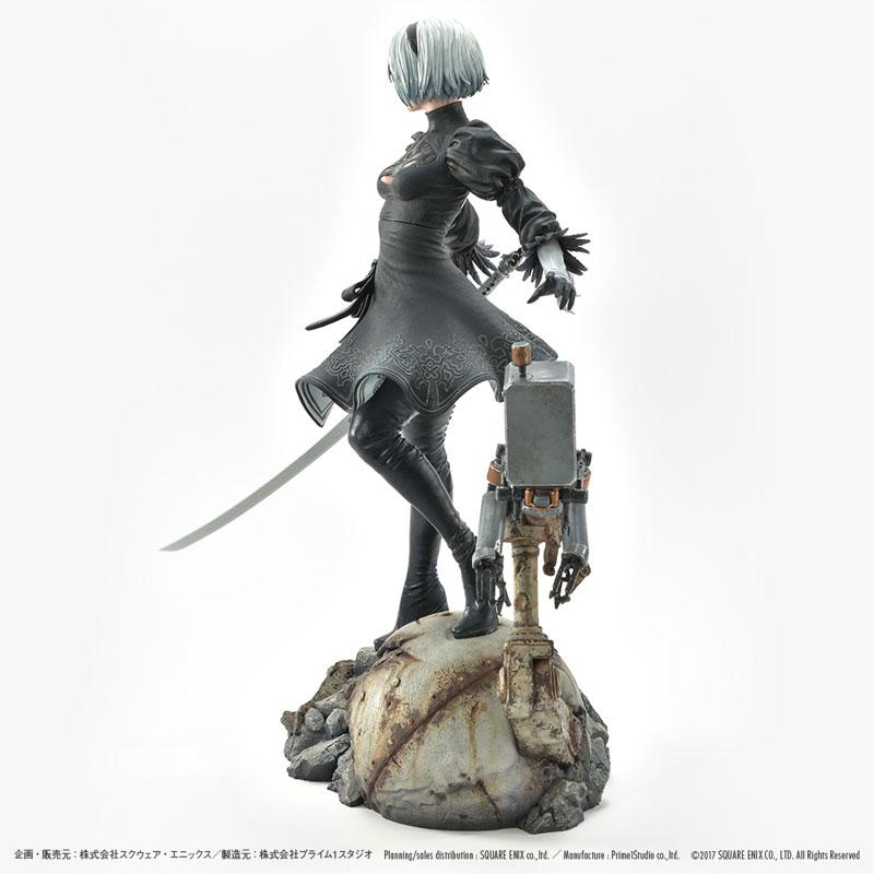 SQUARE ENIX MASTERLINE『NieR:Automata Deluxe Ver.』1/4 スタチュー-002