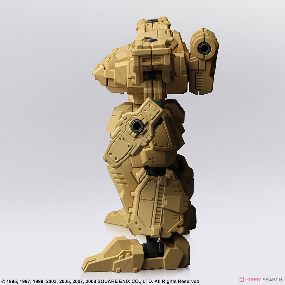 FRONT MISSION『フロントミッション ストラクチャーアーツ Vol.2』FRONT MISSION STRUCTURE ARTS 1/72 プラモデル 全4種BOX-002