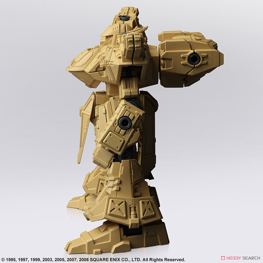 FRONT MISSION『フロントミッション ストラクチャーアーツ Vol.2』FRONT MISSION STRUCTURE ARTS 1/72 プラモデル 全4種BOX-007