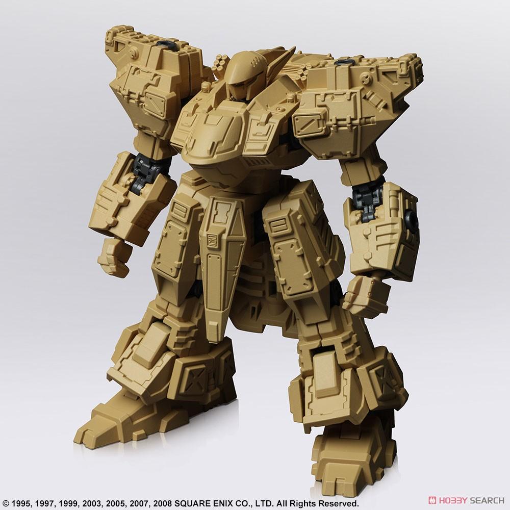 FRONT MISSION『フロントミッション ストラクチャーアーツ Vol.2』FRONT MISSION STRUCTURE ARTS 1/72 プラモデル 全4種BOX-009