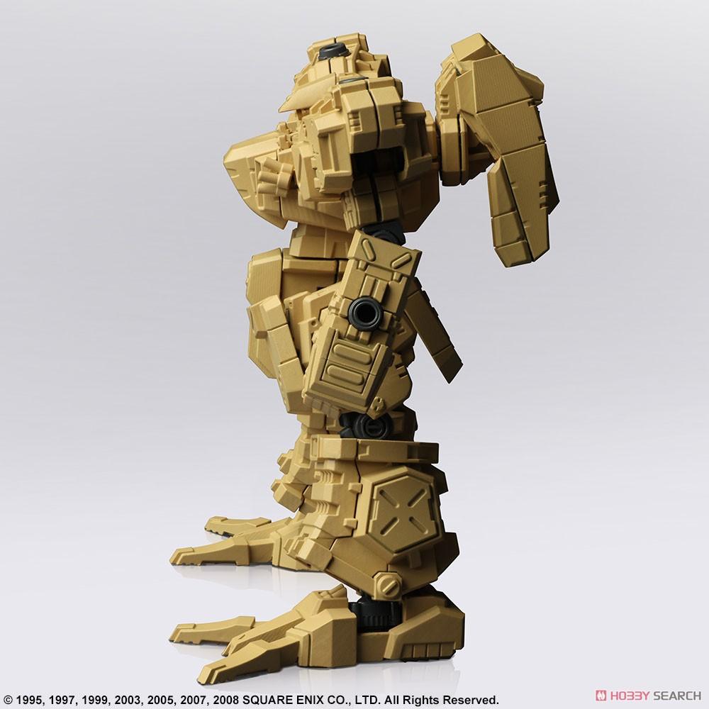 FRONT MISSION『フロントミッション ストラクチャーアーツ Vol.2』FRONT MISSION STRUCTURE ARTS 1/72 プラモデル 全4種BOX-012