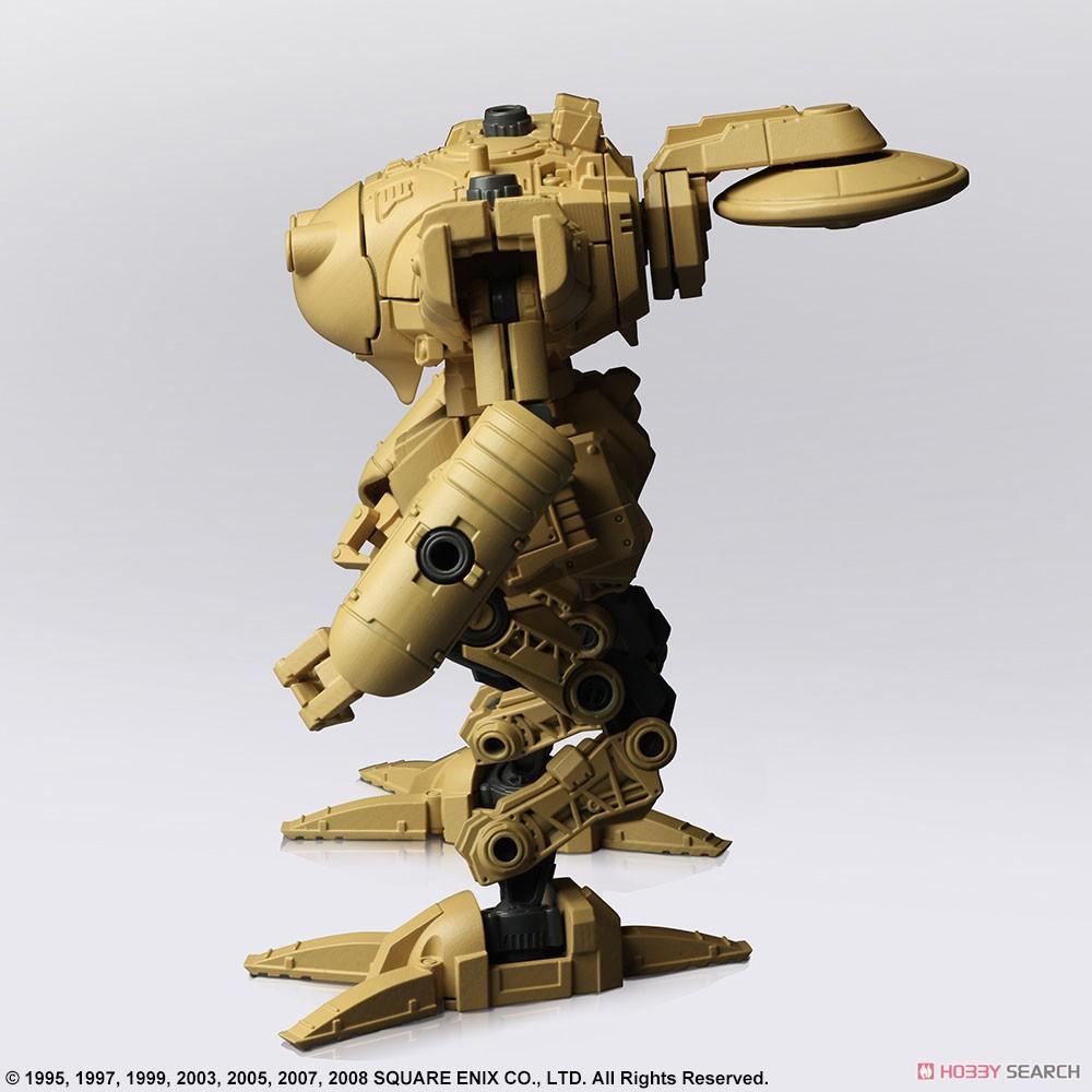 FRONT MISSION『フロントミッション ストラクチャーアーツ Vol.2』FRONT MISSION STRUCTURE ARTS 1/72 プラモデル 全4種BOX-017