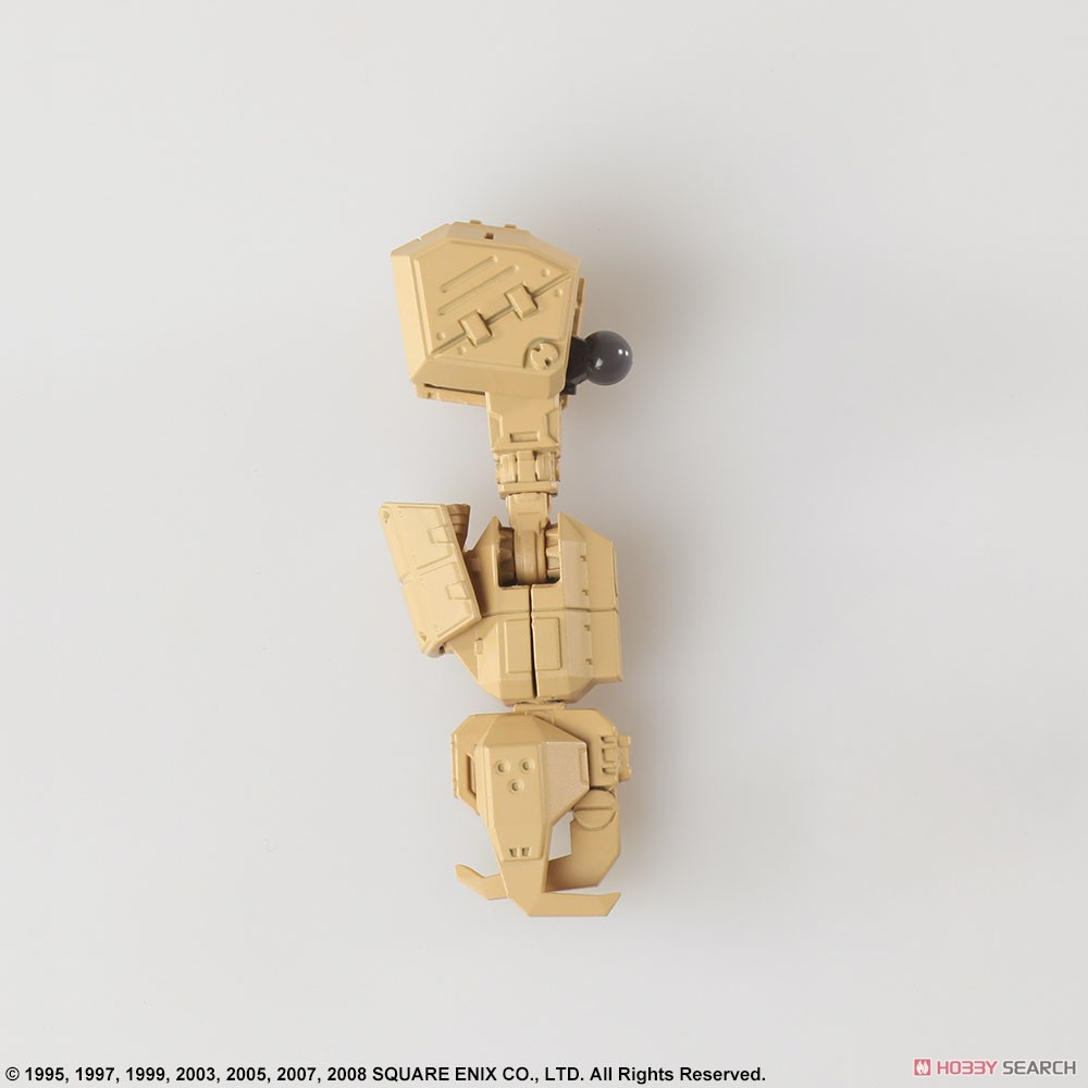 FRONT MISSION『フロントミッション ストラクチャーアーツ Vol.2』FRONT MISSION STRUCTURE ARTS 1/72 プラモデル 全4種BOX-039