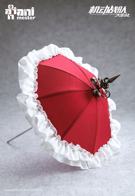 【限定販売】機動戦隊アイアンサーガ『ジュディス 水着Ver.』1/7 完成品フィギュア-014