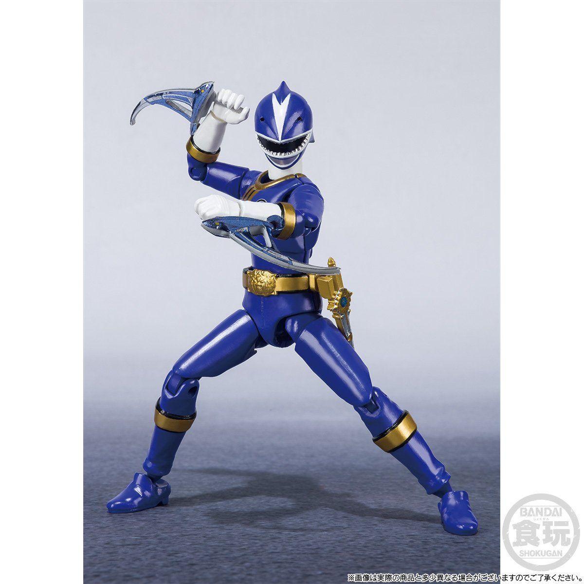 【限定販売】【食玩】SHODO SUPER『百獣戦隊ガオレンジャー』可動フィギュア-004