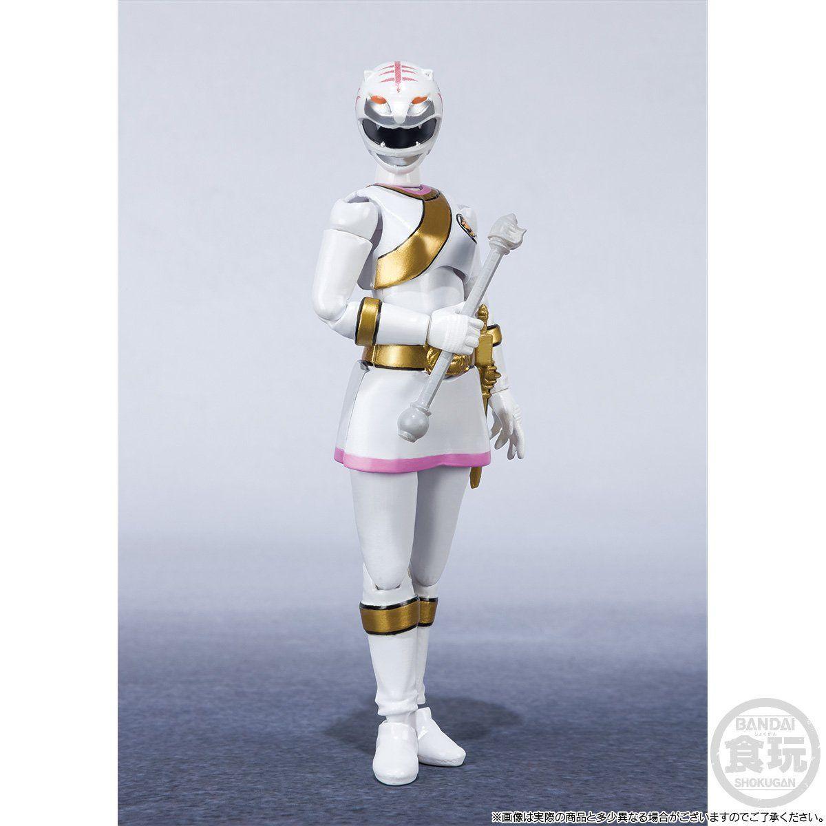 【限定販売】【食玩】SHODO SUPER『百獣戦隊ガオレンジャー』可動フィギュア-006