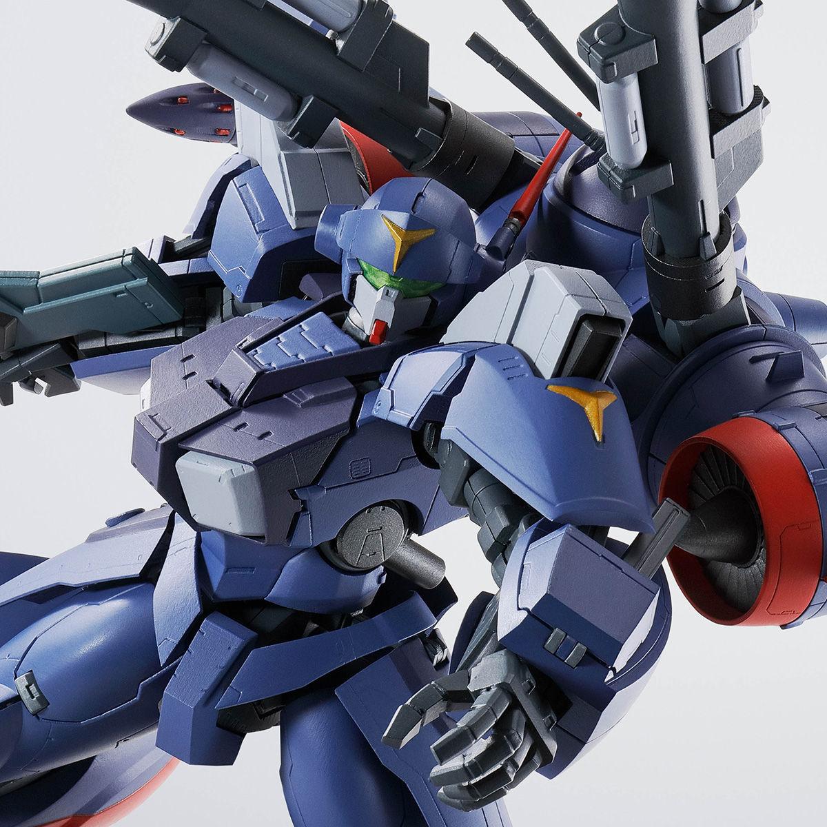 【限定販売】HI-METAL R『ドラグナー2カスタム』機甲戦記ドラグナー 可動フィギュア-001